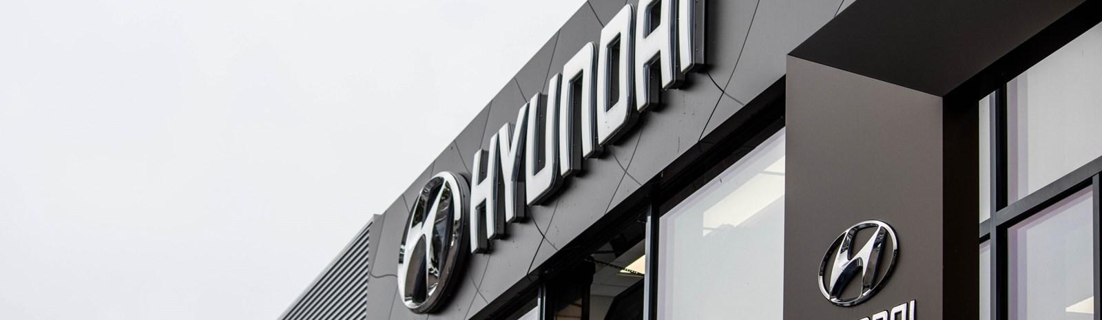 Hyundai Serviceaftale 3100X1330