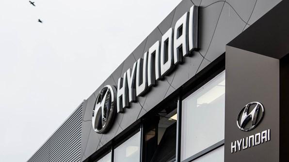 Hyundai Service 5+