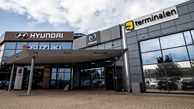 Terminalen Odense S